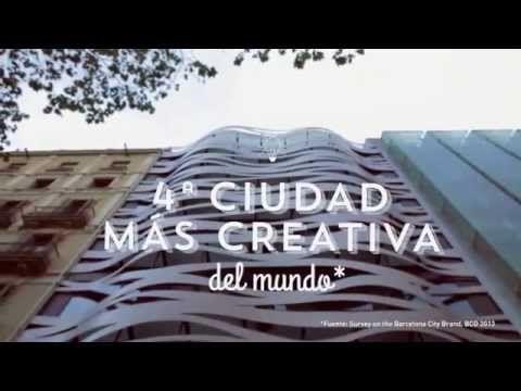 Marca Barcelona. Barcelona Inspira Innovación, Creatividad, Crecimiento ...