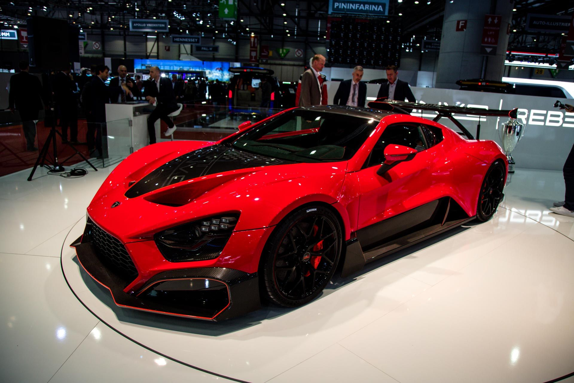 Zenvo Tsr S A Street Legal Version Of The Tsr Track Car Announced Last Year Super Luxury Cars Sports Cars Luxury Dream Cars