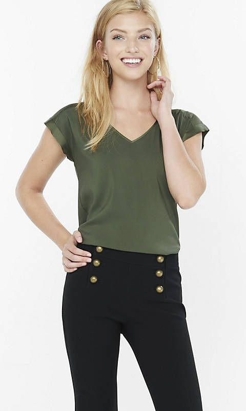 Womens Blouses And Dressy Tops For Women Express Nice Shirt