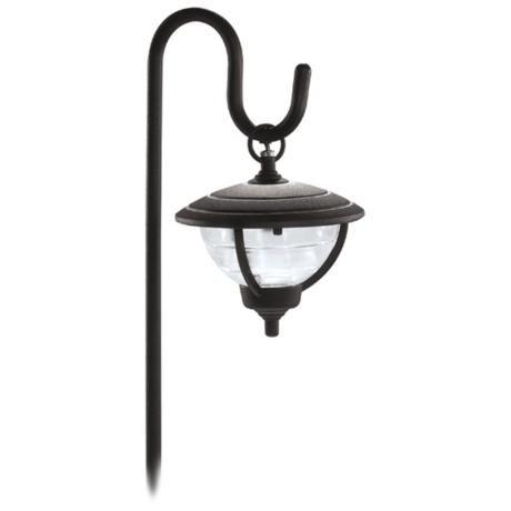 Palm Island Shepherd S Hook Black Landscape Light Path Lights Lighting Your Garden Landscape Lighting