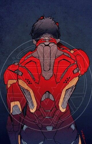 #tonystark #ironman #fanart #avengers #marvel