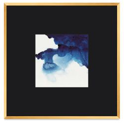 Blick Chelsea Metal Gallery Frame - Gold, 16'' x 16''