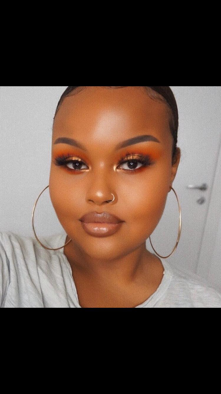 Pin by Jessica Fielders on Makeup Brown skin makeup