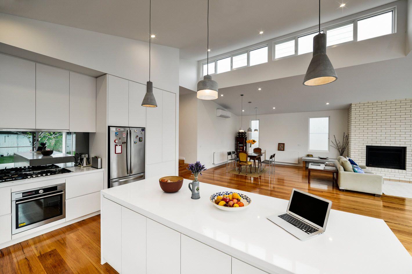 Moderno Modernas Imágenes De Cocina Australia Bandera - Ideas de ...