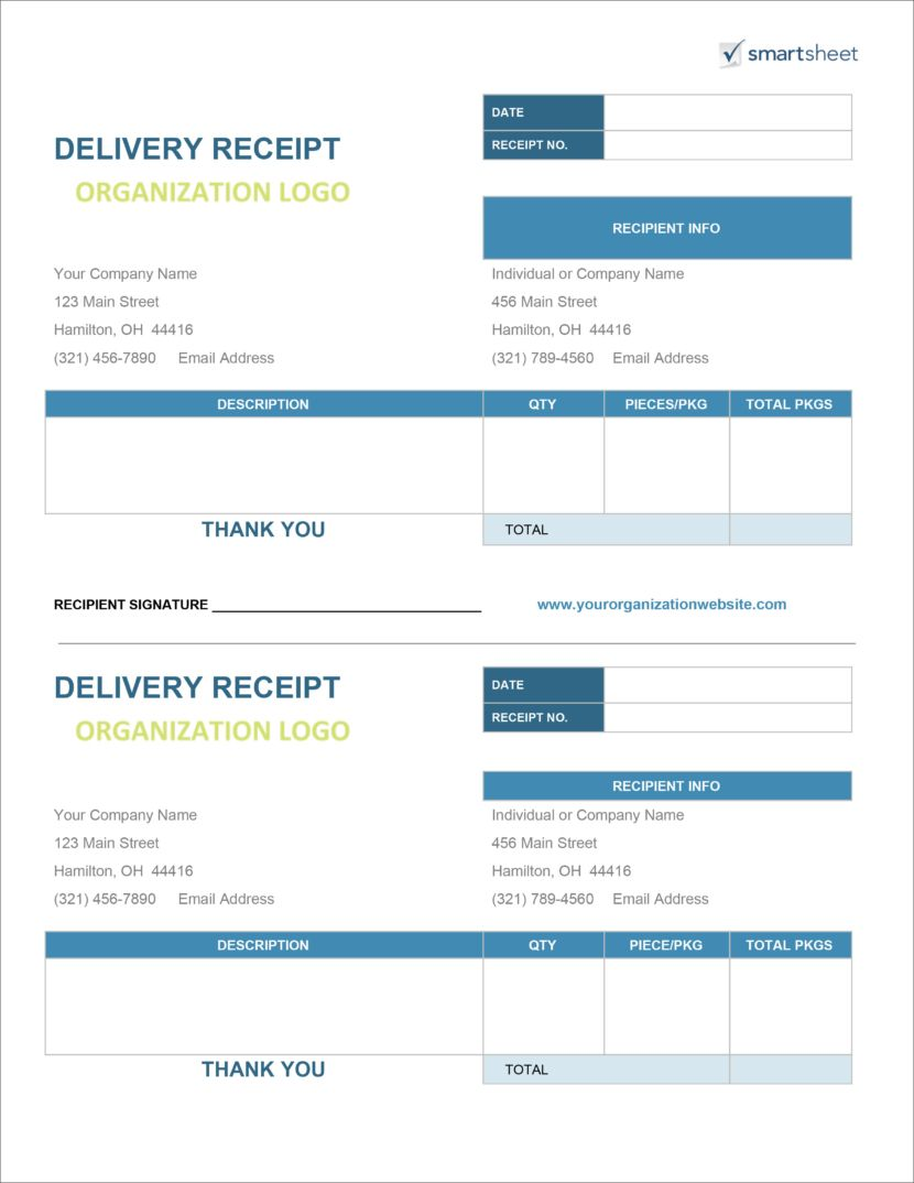 32 Free Invoice Templates In Microsoft Excel And DOCX