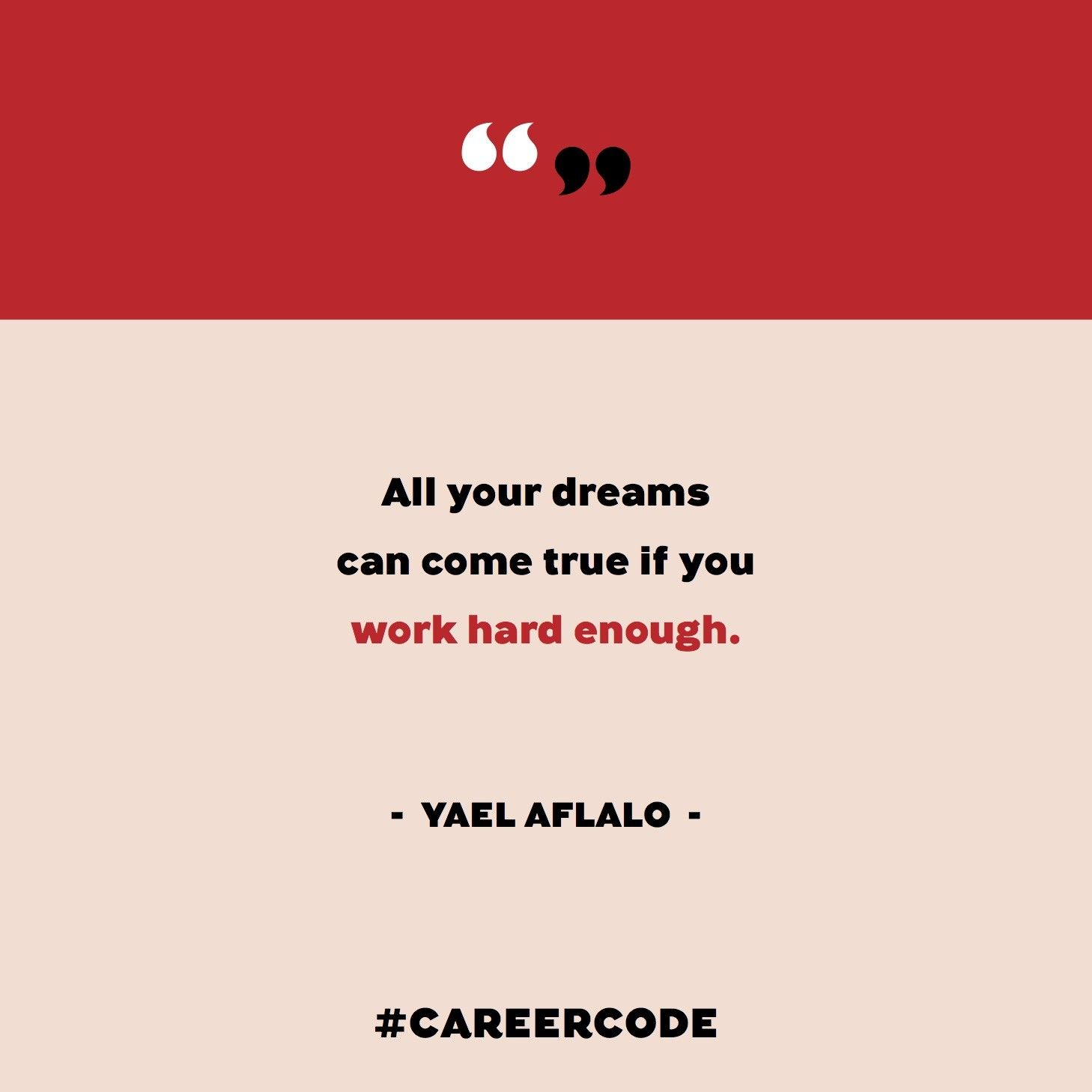 Career Code: Reformation's Yael Aflalo on the Most Common Work Mistake via @WhoWhatWear