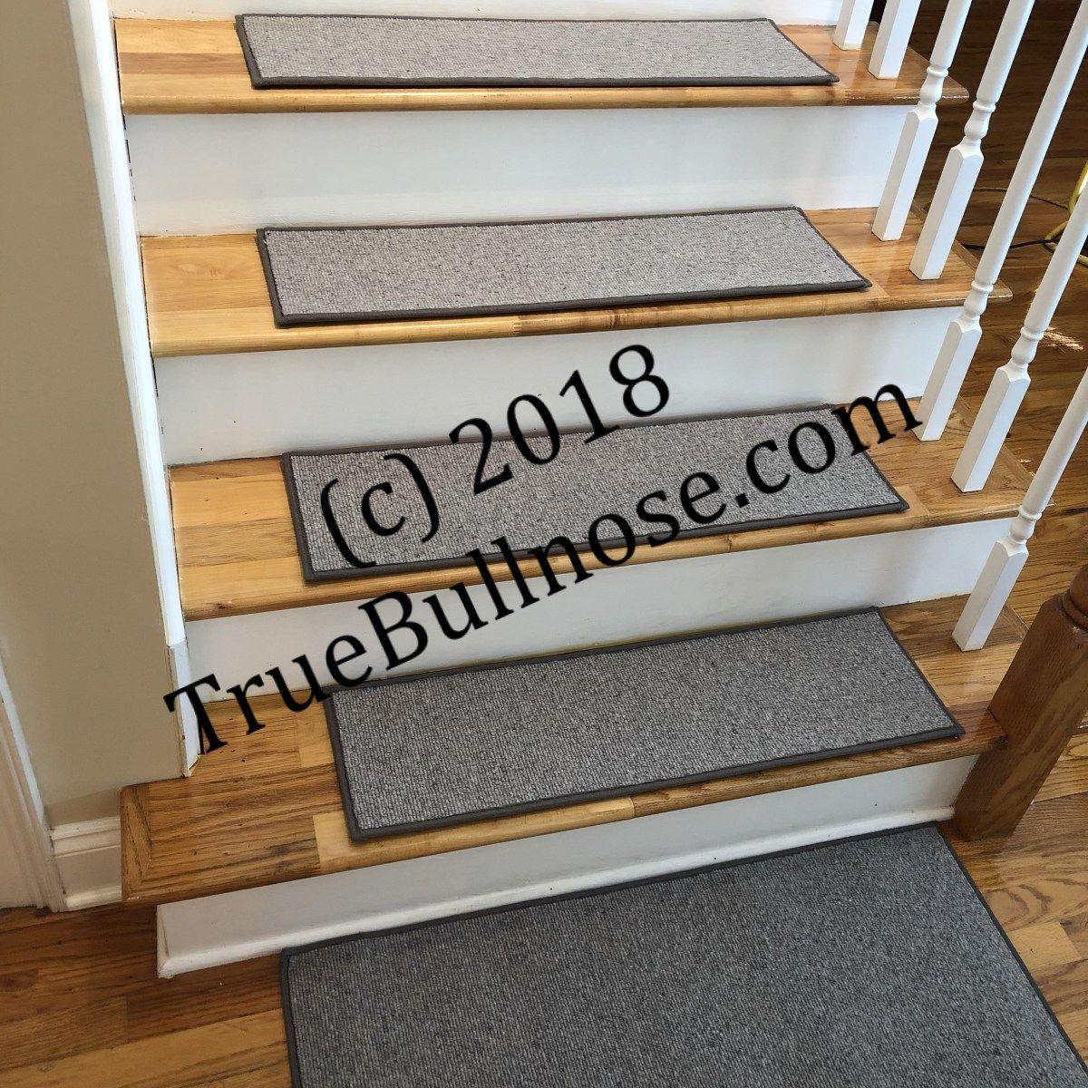 Rectangular Flat Morocco Quarry Grey 100 Wool Carpet Stair Tread   Cheap Carpet Stair Treads   Carpet Runners   Wall Carpet   Wool Carpet   Rugs   Stair Runner