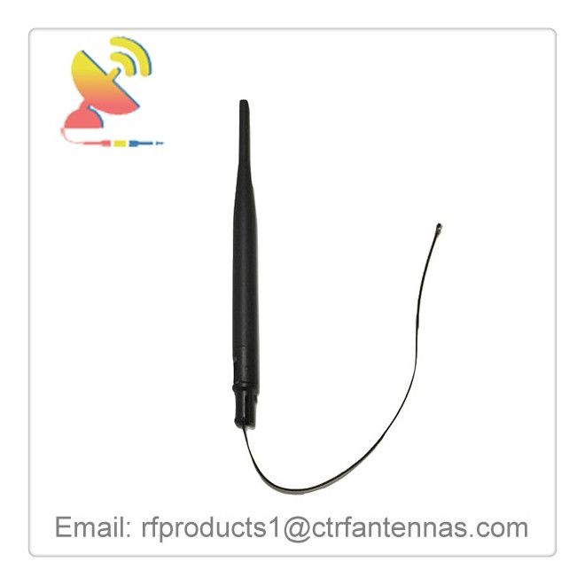 C&T RF Antennas Inc - Rubber duck antenna with rg cable