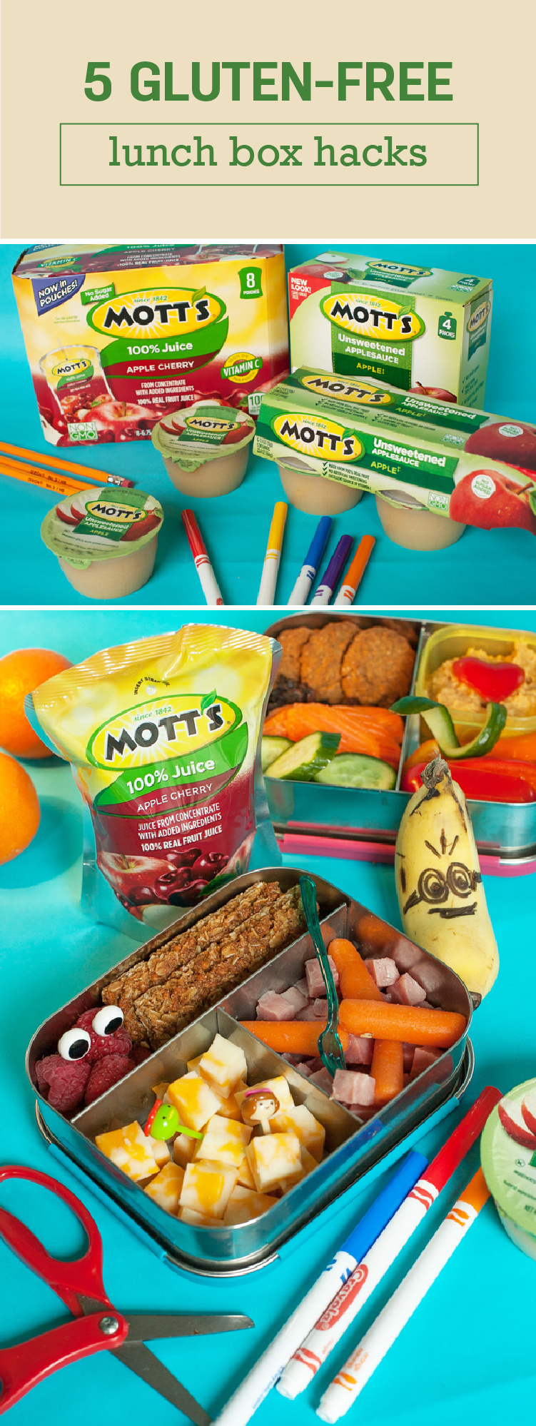 No sandwich lunch box hacks food allergies meal ideas and lunch box gluten free your kiddos food allergy forumfinder Choice Image