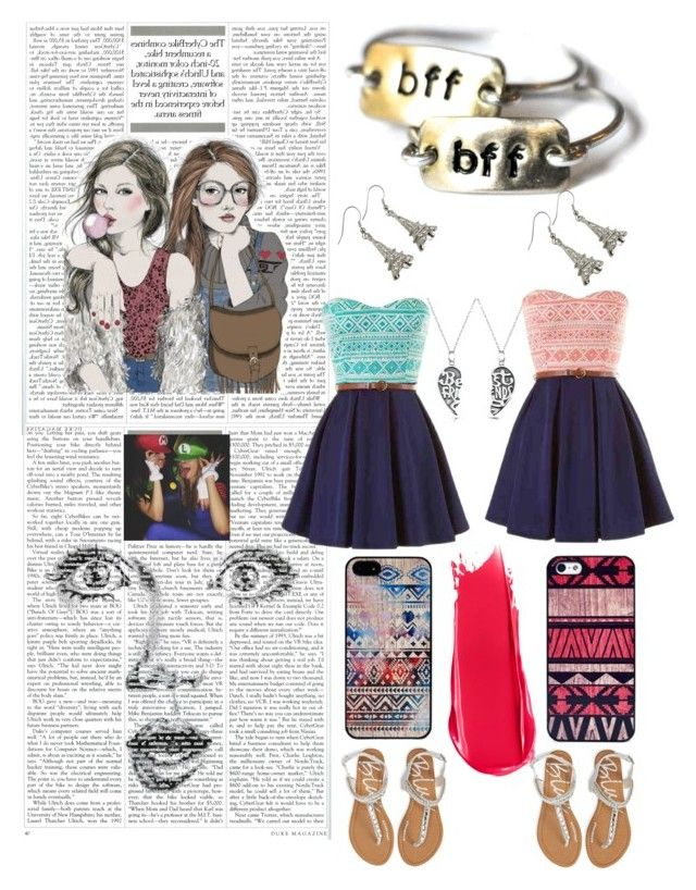 """""""Best Friends"""" by teeheetime ❤ liked on Polyvore"""