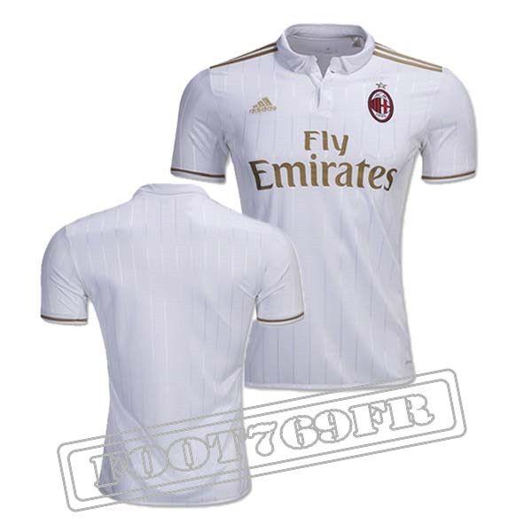 Maillot Extérieur AC Milan Homme