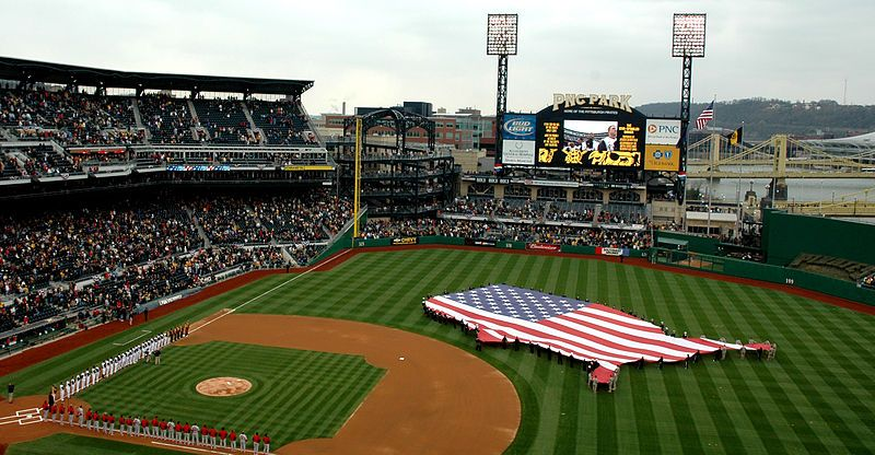PNC Park Pittsburgh Pirates Best baseball stadiums