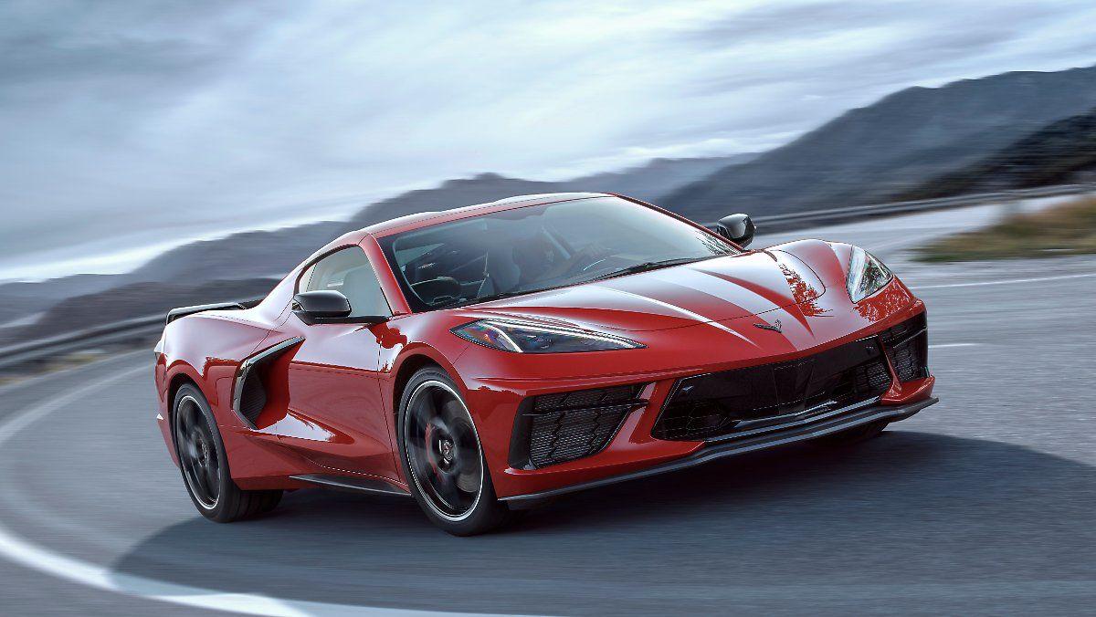 Corvette C8 Konkurrenz Fur Ferrari Co In 2020 Chevrolet Corvette Stingray Chevrolet Corvette Porsche