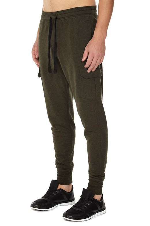 cargo slouch trackie