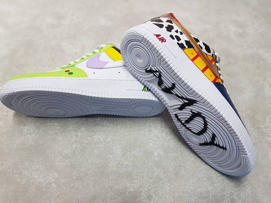Toy Story x Converse Collection Available Now | Nice Kicks