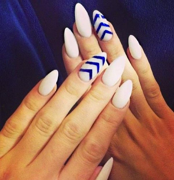 gel nails almond - Pesquisa Google   nails   Pinterest   Almond ...