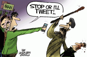 Dhari Al Ajeel This Visual Satire Cartoon Could Be A Reminder For