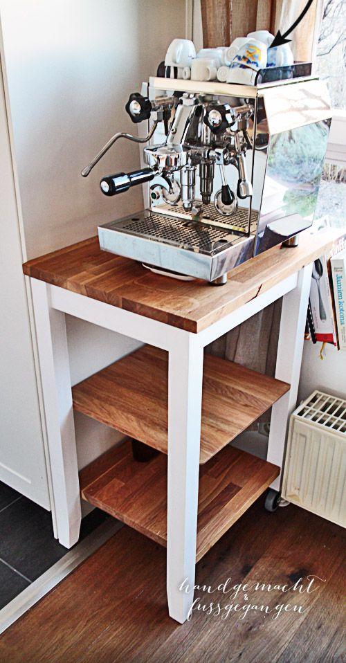 IKEA BEKVÄM Servierwagen Makeover Ikea Pinterest Bekväm