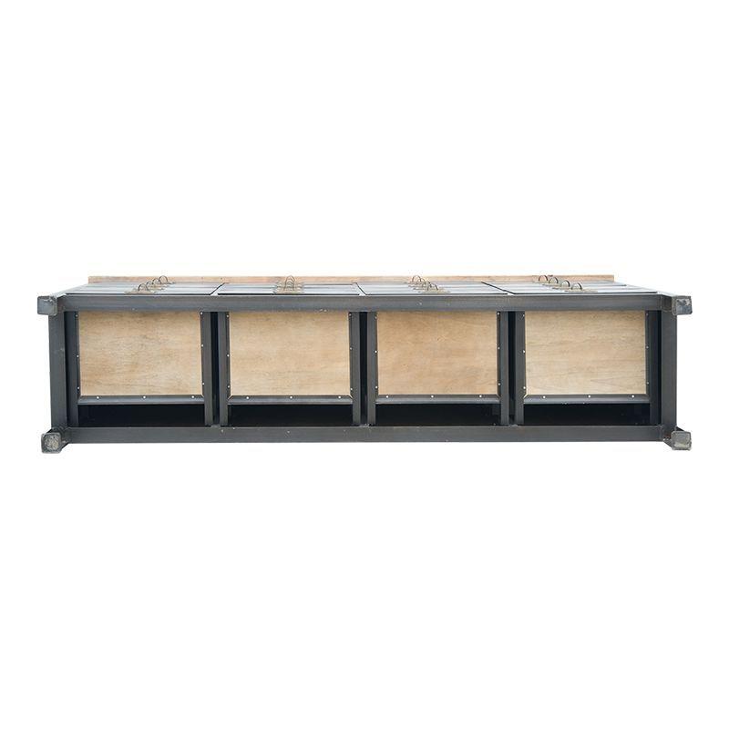 Klinkart 16-zásuvka na hrudi | Beekman 1802 Mercantile