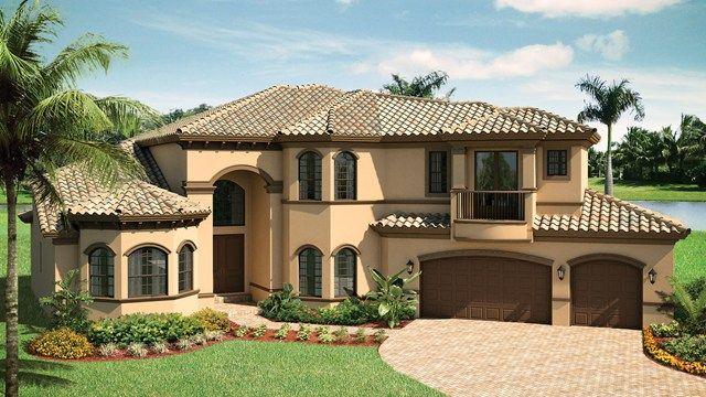 Incredible Floorplan The Hawthorne Model Home At Bay Hill Estates West Palm Beach Fl Glhomes Downtown West Palm Beach Palm Beach West Palm Beach Florida
