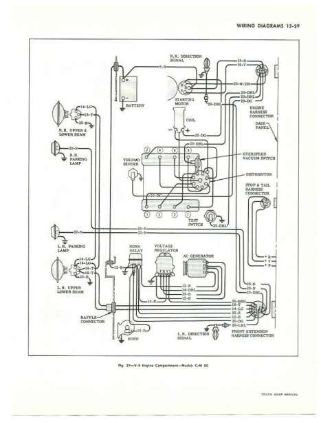 12+ 63 Chevy Truck Wiring Diagram