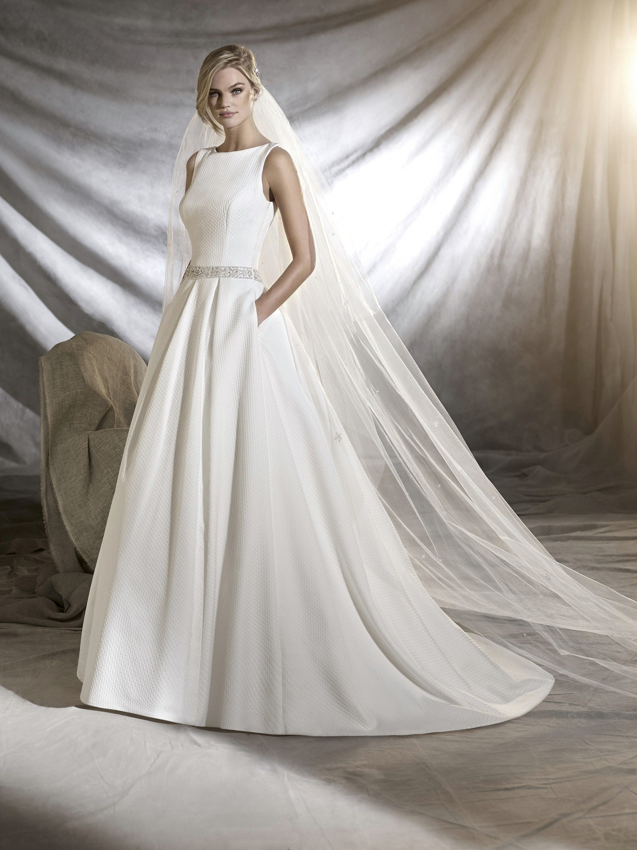 Pronovias Wedding Dresses - Style Olmedo [Olmedo] - $3,010.00 ...