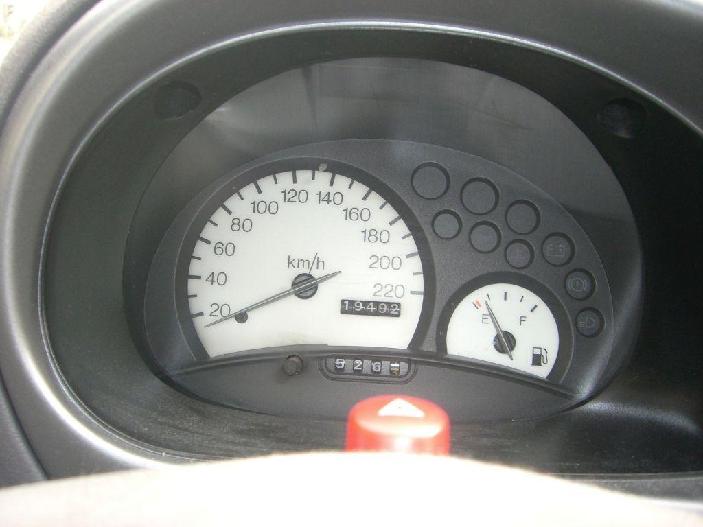 Der Tacho. Die Tachos.  Der Tachometer. Die Tachometer.  Der Tacho im Auto zeigt an, wie schnell man gerade fährt.