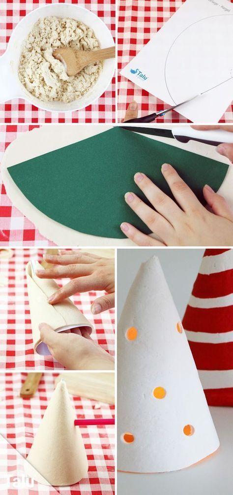 Basteln mit Salzteig - Ideen für Frühjahr, Herbst und Weihnachten - Talu.de #thanksgivingdecorations