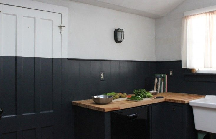 Ask the Kitchen Experts: Jersey Ice Cream Co. | Wainscoting ...