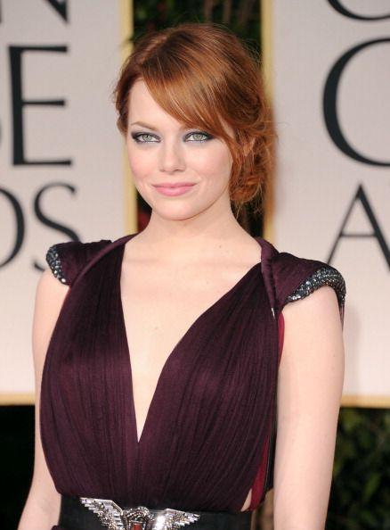 Emma Stone @ Golden Globes