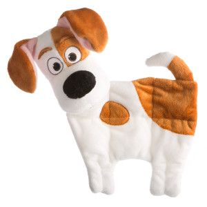 The Secret Life Of Pets Mat Puppy Plush Max Dog Toy Toys Petsmart Pet Mat Dog Toys Secret Life Of Pets