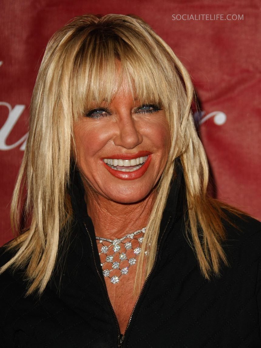 suzanne somers | life : nothin' but a number | suzanne