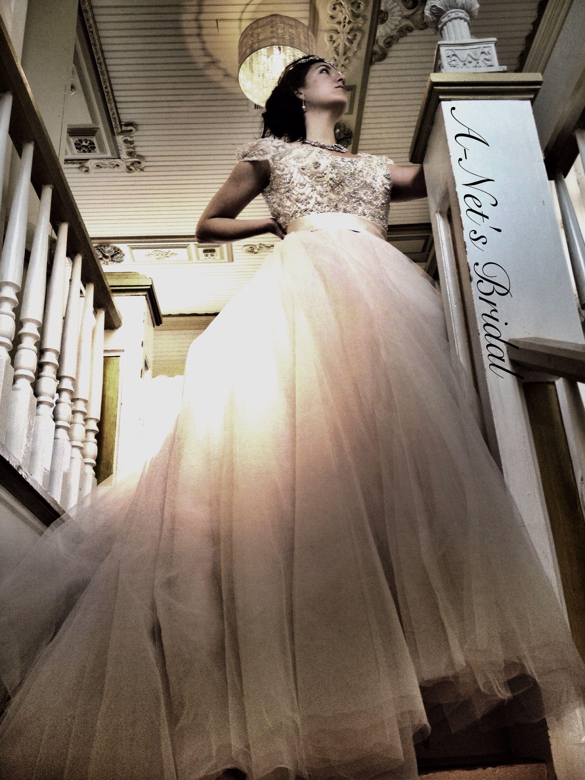 Visit Us At Anetsbridalboutique Com And Follow Us On Facebook At Www Facebook Com Anetsbridal Wedding Dresses Lace Bridal Dresses Dresses