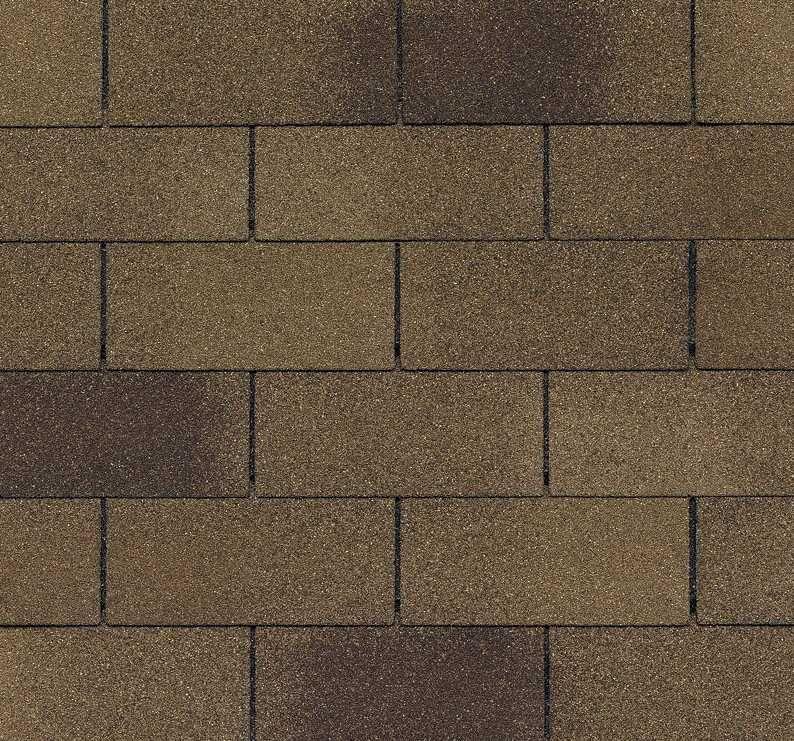Best Glassmaster 30 Year Roof Shingles Desert Shake Per Bundle 400 x 300