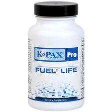 KPAX Pro Fuel of Life (New Formula), 120 Capsules, Ortho Molecular