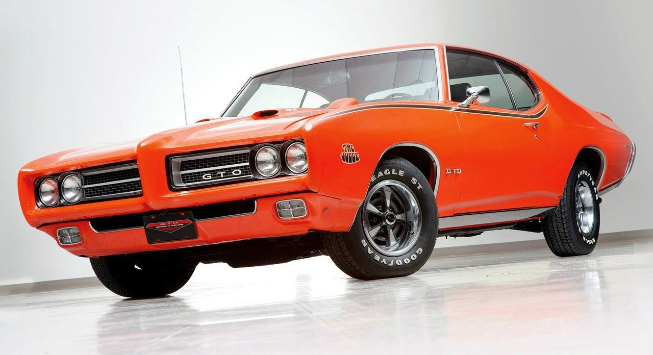 Pontiac GTO The Judge Hardtop Coupe, 1969, muscle car | muscle cars ...