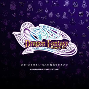 Soundtrack Review: Dragon Fantasy Book II by Dale North