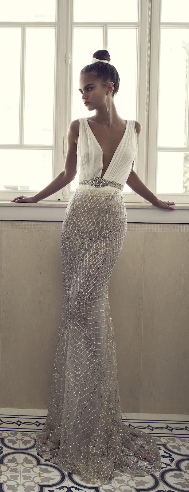 Zahavit Tshuba 2016 Bridal Collection   Hochzeitskleider, Kleider ...