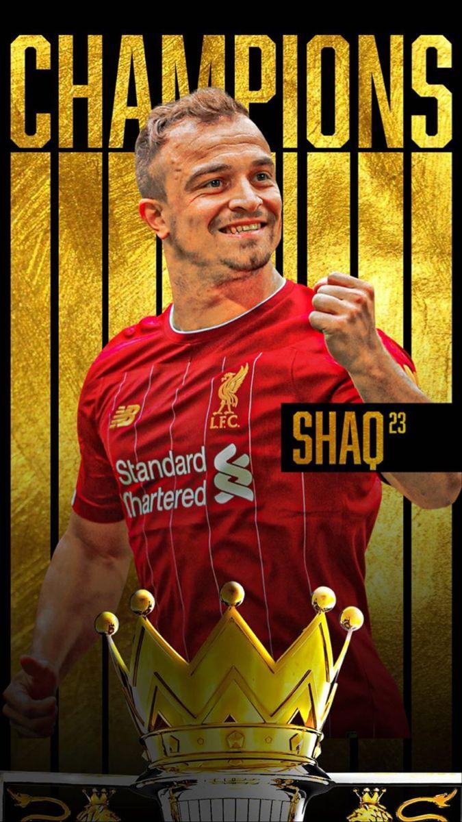 Xherdan Shaqiri In 2020 Liverpool Football Liverpool Football Club Liverpool Premier League