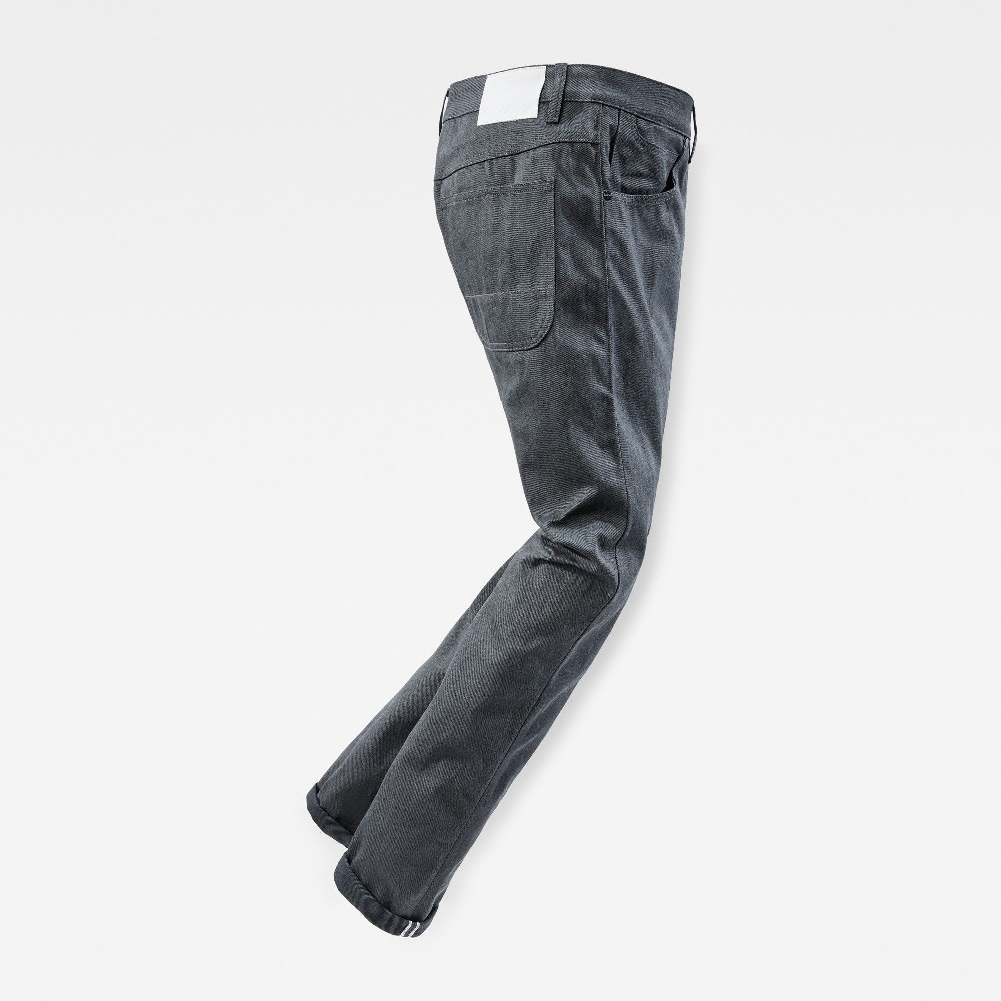G-Star RAW | Men | Marc Newson | Marc Newson 5-pocket Slim Jeans , Pedal Grey