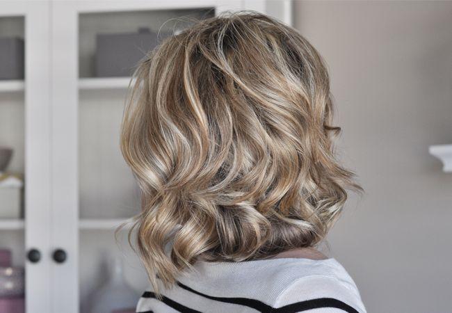 49+ Loose curls short hair trends