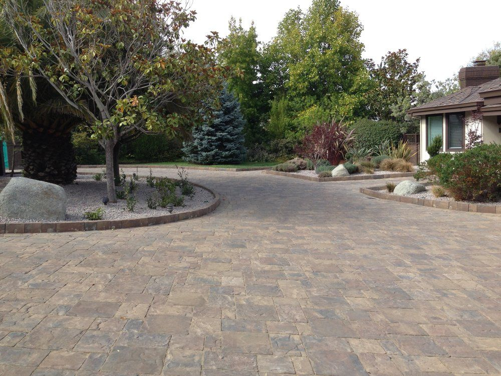 Black Diamond Paver Stones Landscape Inc Photos Paver Stones Paver Backyard