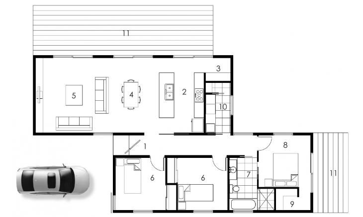 Architectural Designers Nz Home Design Dwell Homes Cabin House Plans Container House Plans House Floor Plans