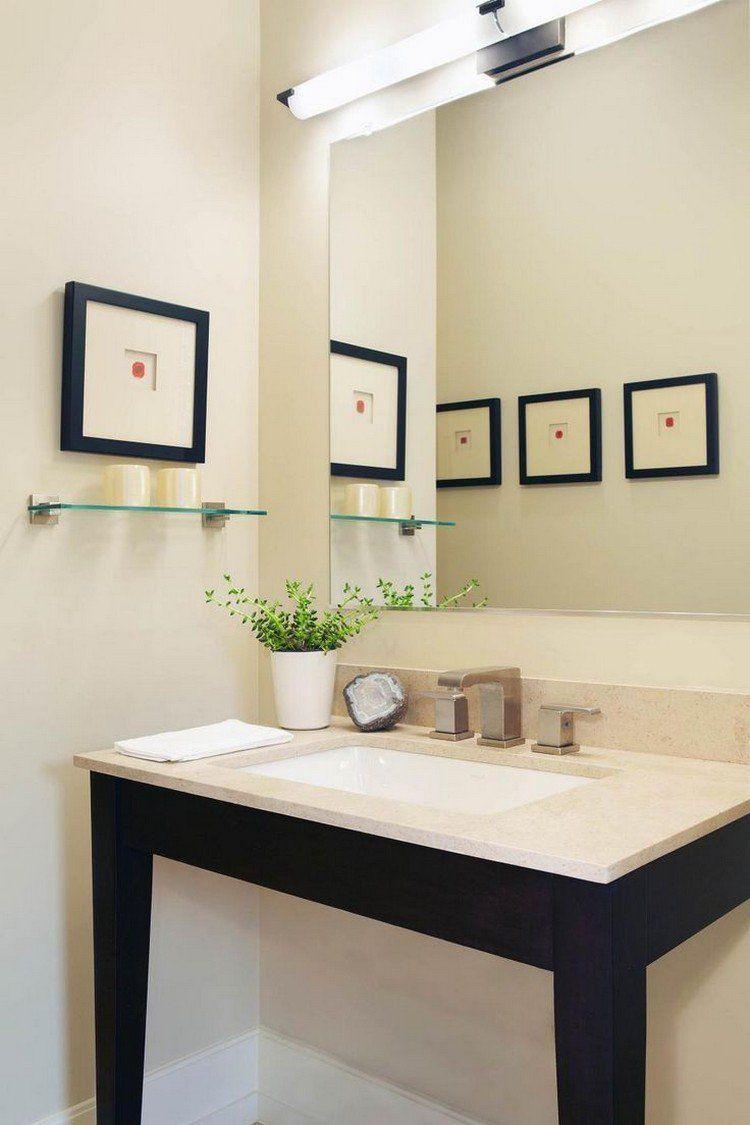 Tableau Salle De Bain tableau salle de bain et cadre décoratif en 40 idées top