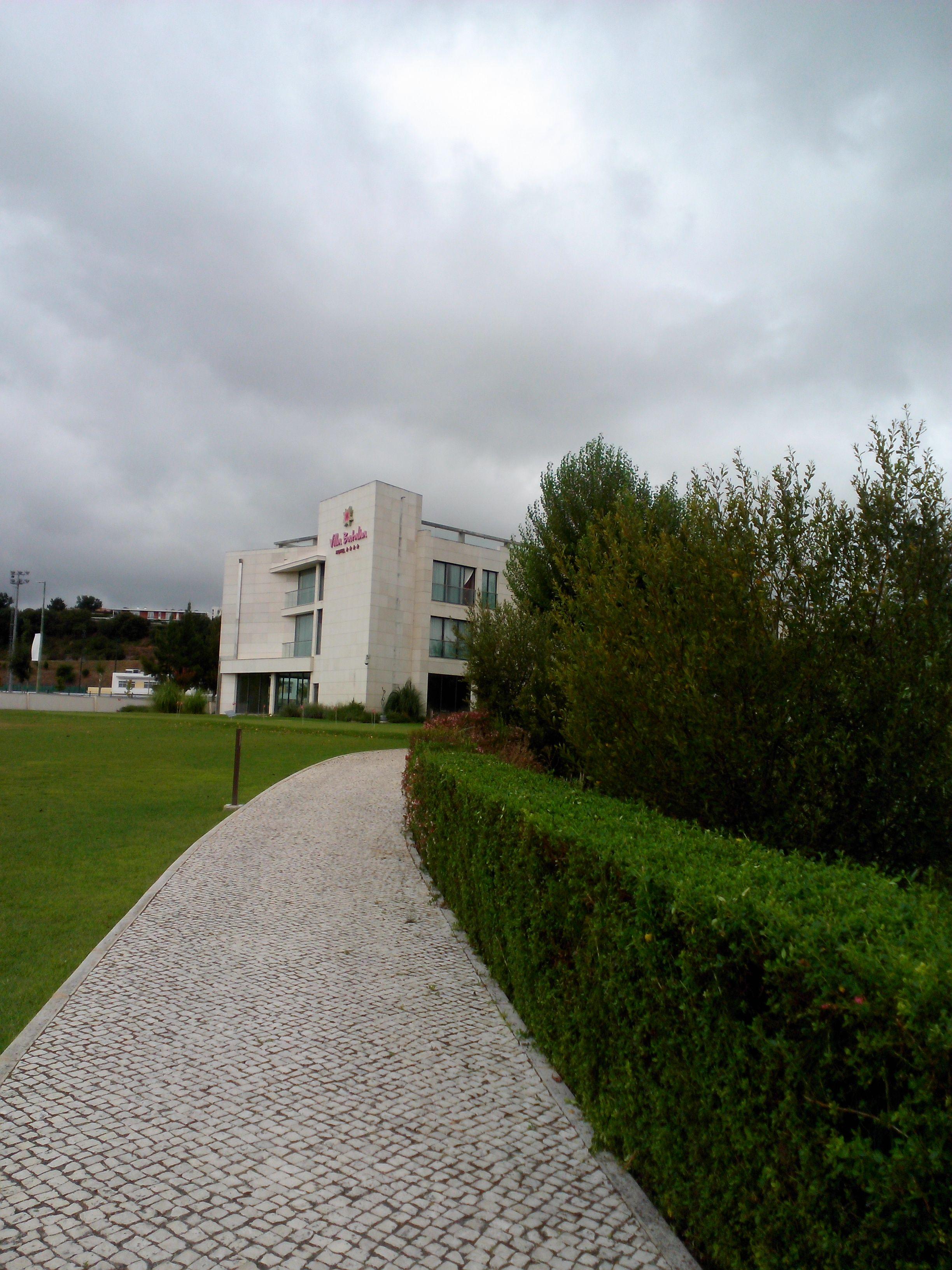 Aquí nos alojamos en este pequeño viaje: Hotel Villa Batalha.