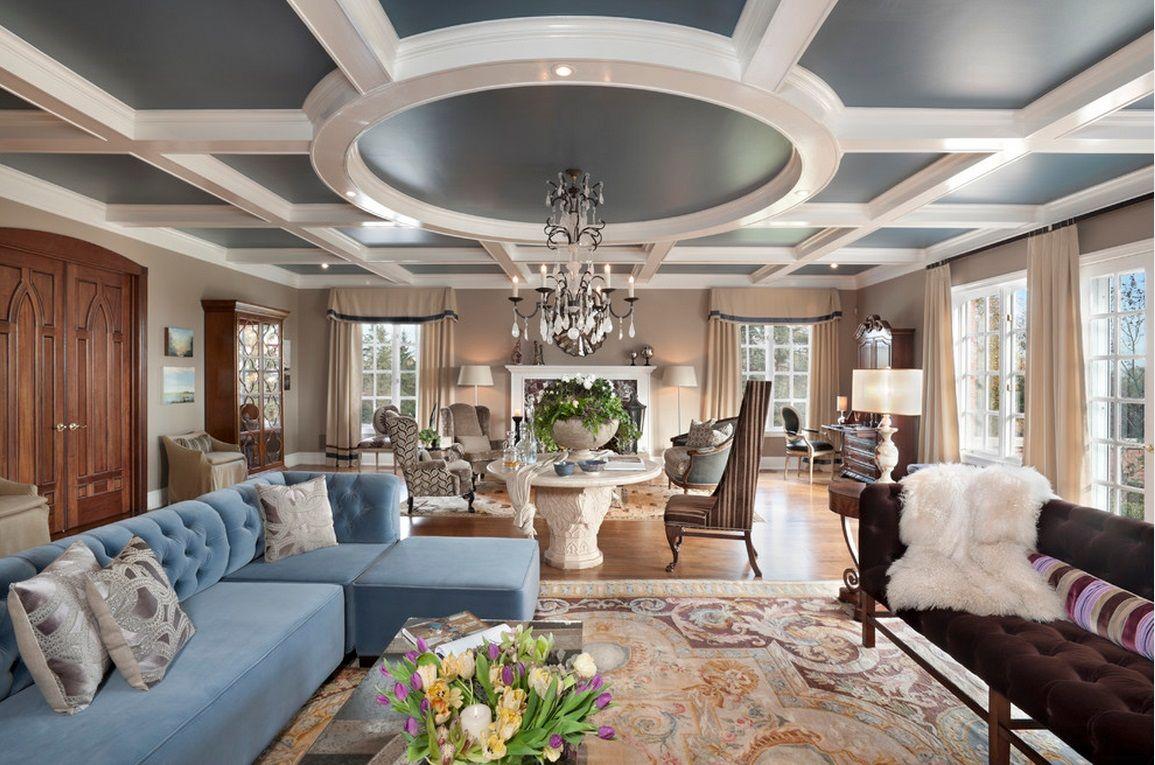Modernes viktorianisches Wohnzimmer | Interior design. | Pinterest ...