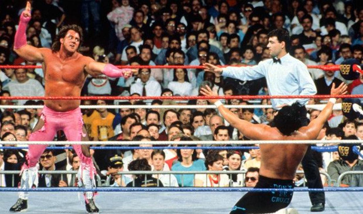 Wrestle Mania 4