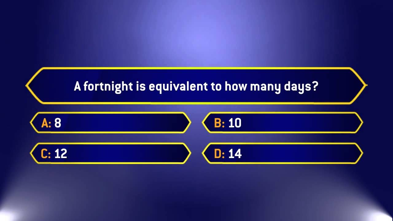Image Result For Who Wants To Be A Millionaire Template
