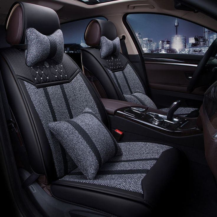 Nice Toyota Corolla 2017 Sports Car Seat Cover Cushion