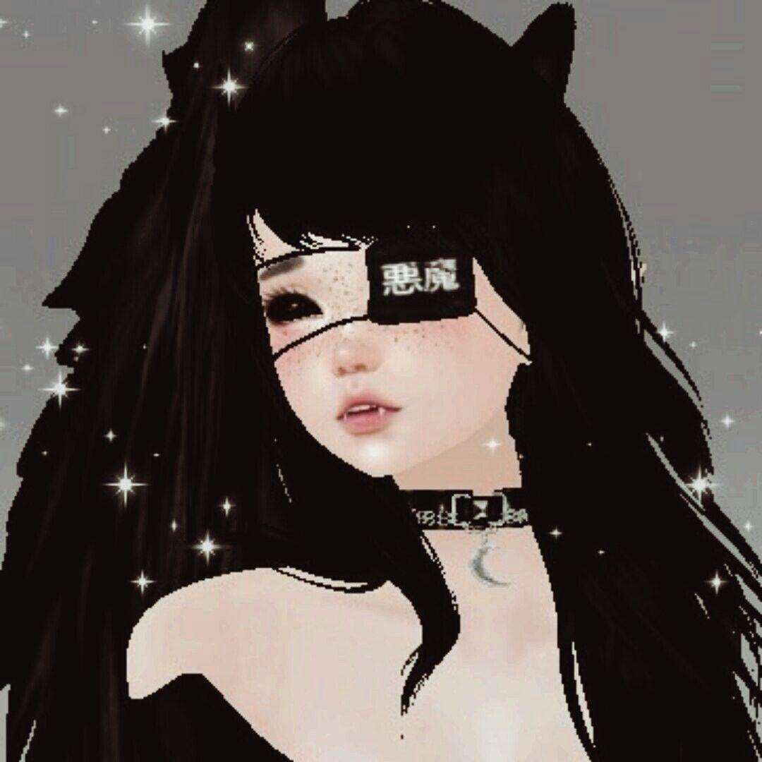 Angel Form 17 21 Cyberpunk Girl Emo Girl Wallpaper Cute Icons